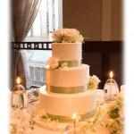Ribbon Cake - Roses